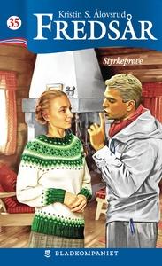 Styrkeprøve (ebok) av Kristin S. Ålovsrud