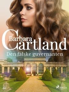 Den falske guvernanten (ebok) av Barbara Cart