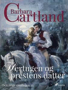 Hertugen og prestens datter (ebok) av Barbara