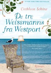 De tre Weissmanns fra Westport (e-bog