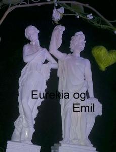 Eurekia og Emil (ebok) av Turid Stenersen