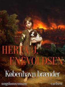 København brænder (e-bog) af Herta J.