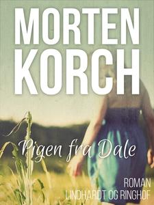 Pigen fra Dale (e-bog) af Morten Korc