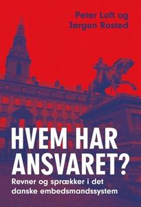 Hvem har ansvaret? (lydbog) af Jørgen