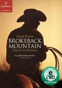 Brokeback Mountain (lydbog) af Annie