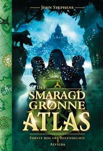 Det smaragdgrønne atlas (e-bog) af Jo