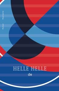 de (e-bog) af Helle Helle