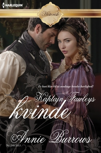 Kaptajn Fawleys kvinde (e-bog) af Ann