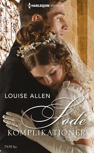 Søde komplikationer (e-bog) af Louise