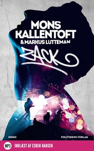 Zack (lydbog) af Mons Kallentoft, Mar