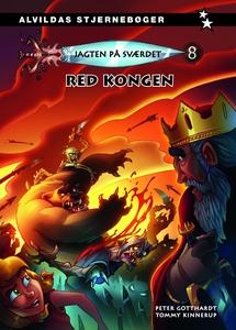 Jagten på sværdet 8: Red kongen (e-bo