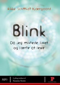 Blink (lydbog) af Rikke Schmidt Kjaer