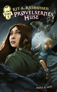 Prøvelsernes huse (e-bog) af Kit A. R