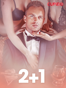 2+1 – erotiske noveller (ebok) av Cupido -